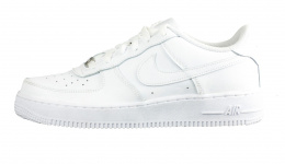 Buty nike air force 1 low (gs) białe r.39